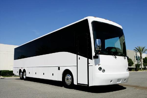 50 passenger charter bus   buffalo