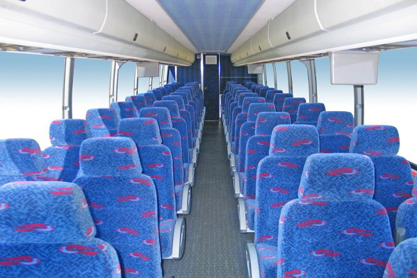 50 person charter bus rental   buffalo