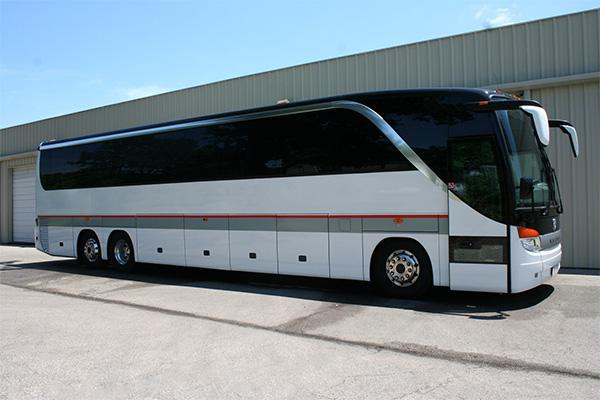 Buffalo 56 Passenger Charter Bus
